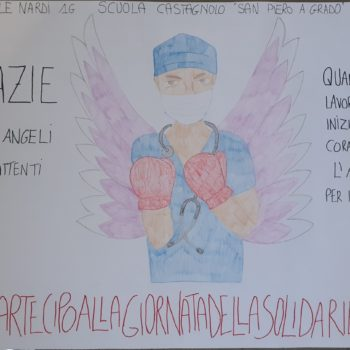 Grazie ai nostri angeli e combattenti