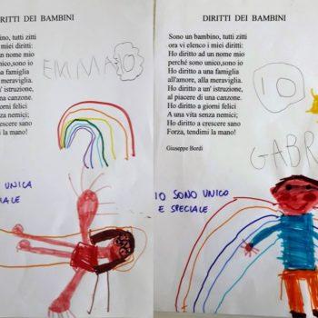 """Il diritto alla salute visto dalla Scuola dell'Infanzia """"Montessori"""" di San Frediano a Settimo"""