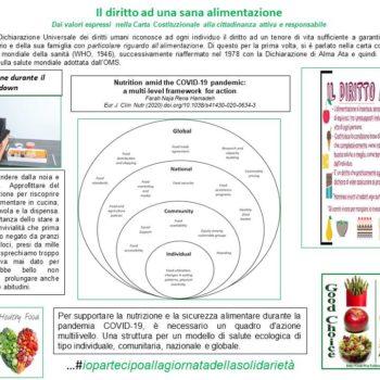 Il diritto ad una sana alimentazione – IBBA