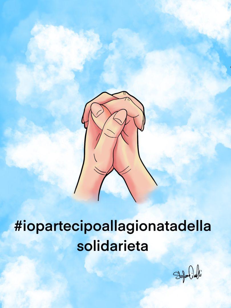 Io partecipo alla giornata della solidarietà