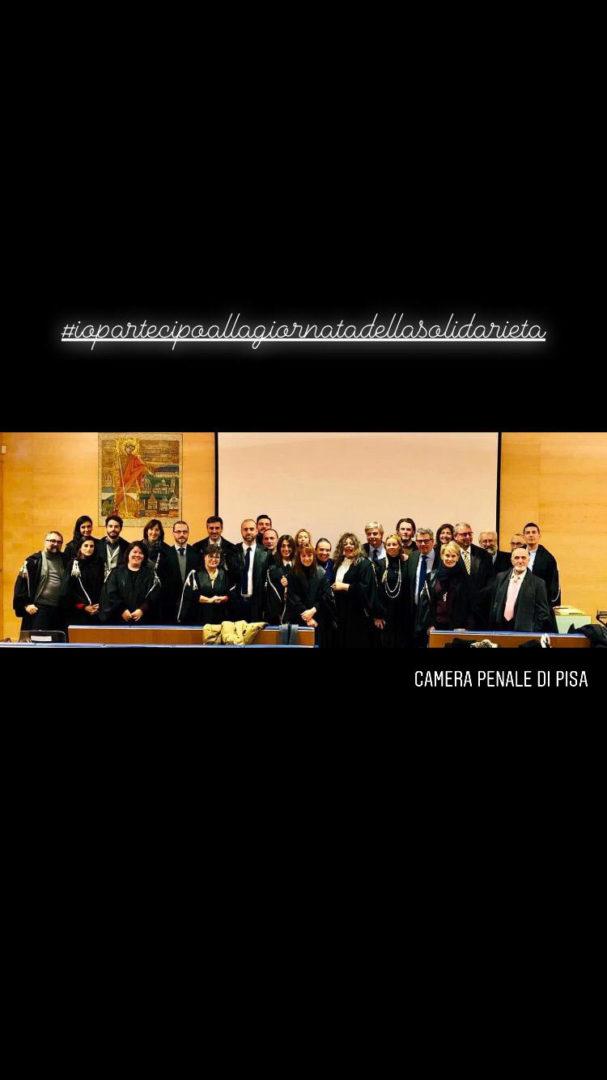 La Camera Penale di Pisa